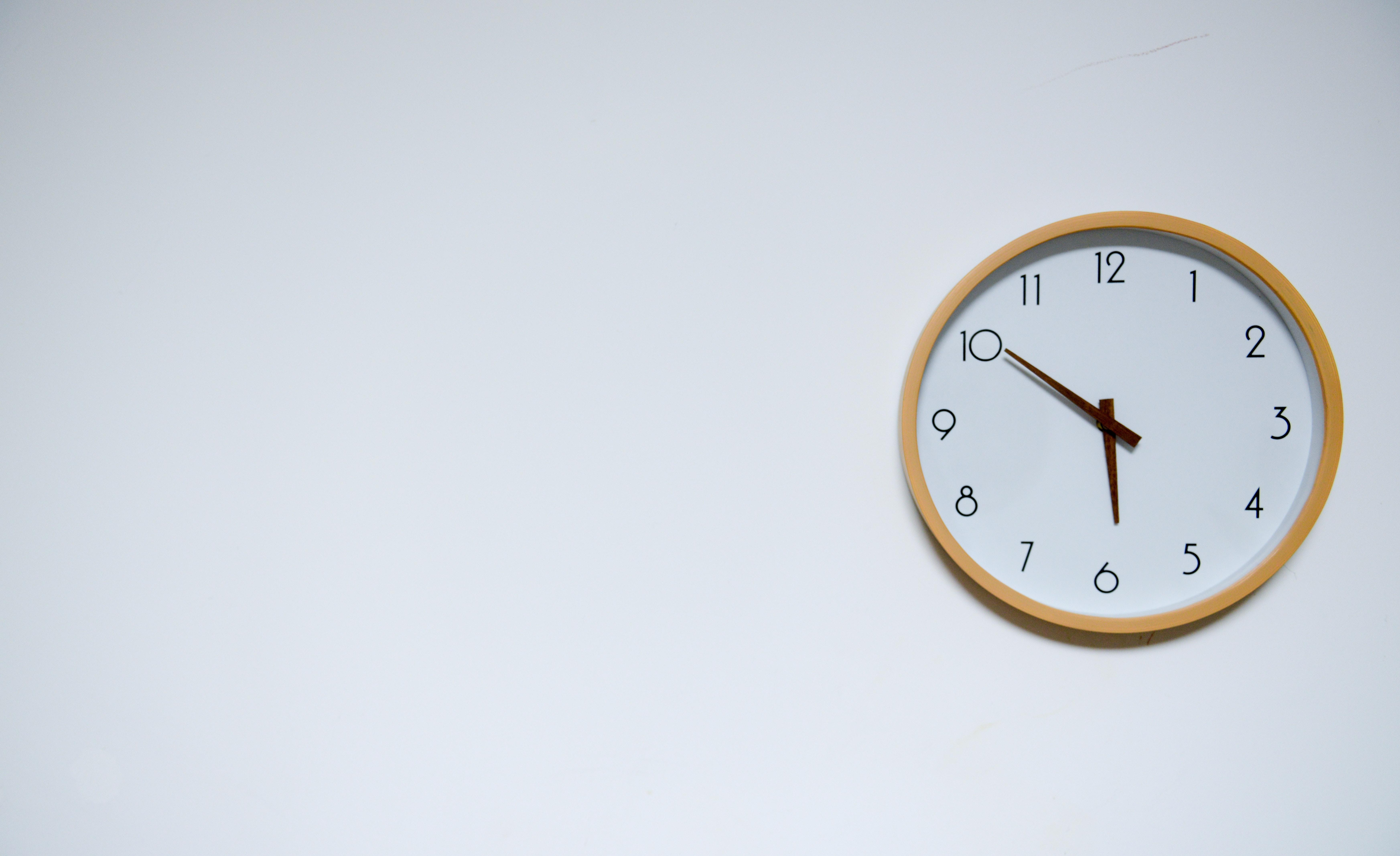 Effectief omgaan met tijd